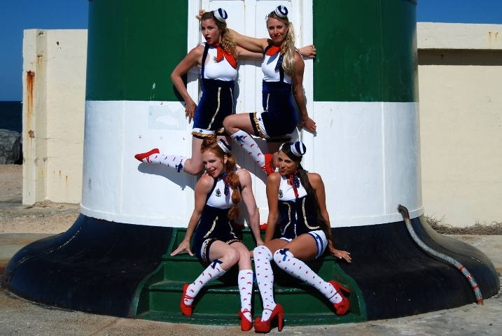 Sailor Cirque Gals (2)